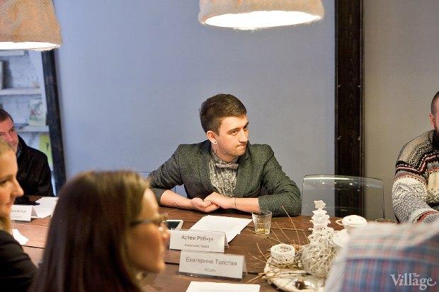 Круглый стол: Кофе в Петербурге. Изображение № 39.