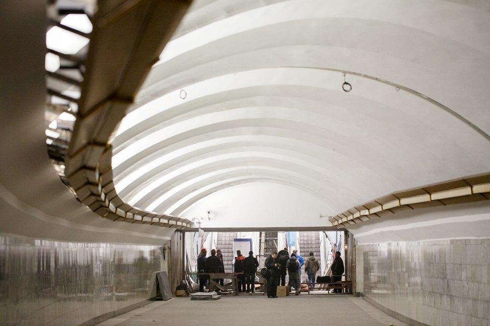 Как изменилась станция «Лиговский проспект» загод ремонта. Изображение № 9.
