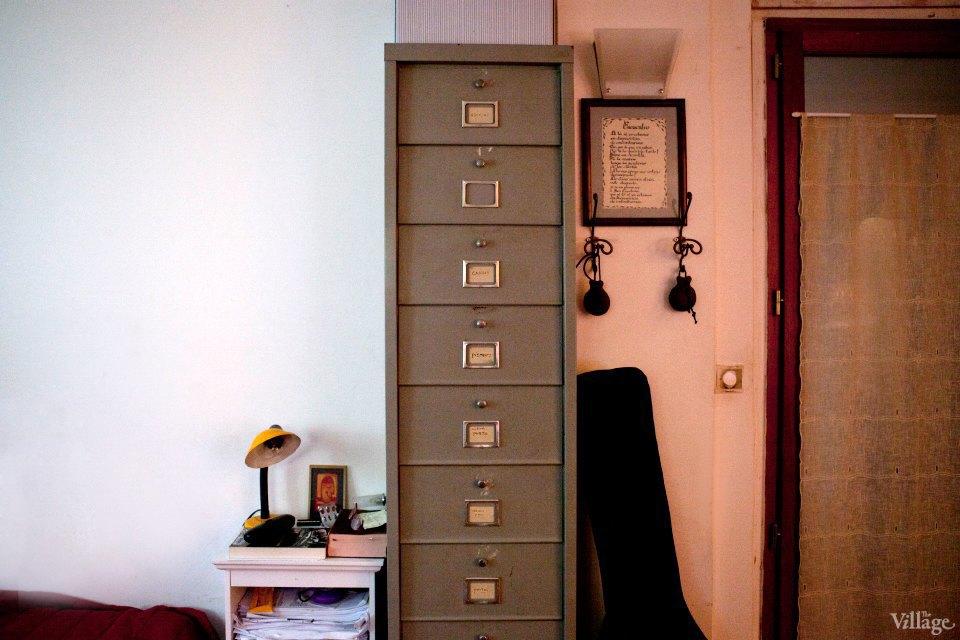 Квартиры мира (Париж): Дом в районе Монтрёй. Изображение № 39.