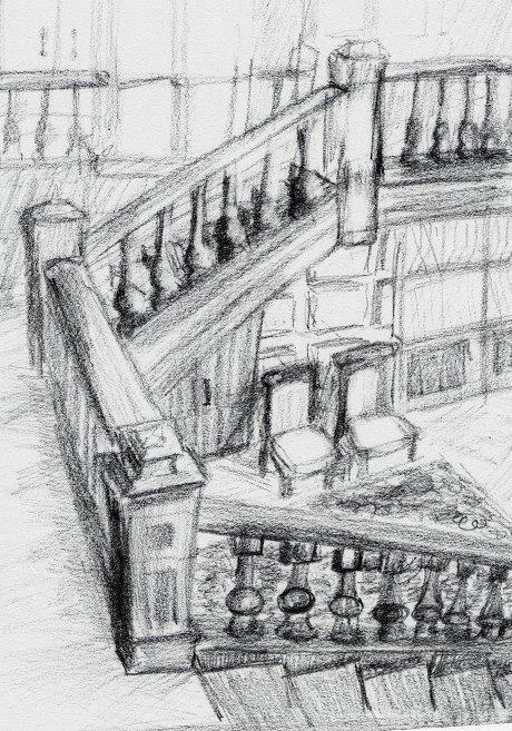 Клуб рисовальщиков: Особняк 1896 года. Изображение № 5.