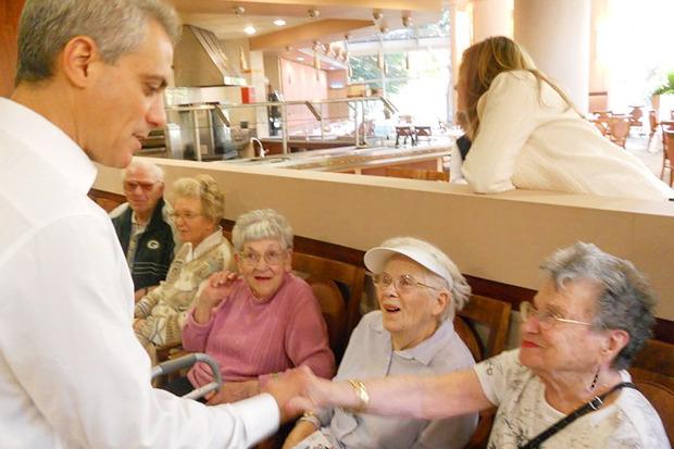 Рам в Edge Water Retirement Community. Изображение № 14.
