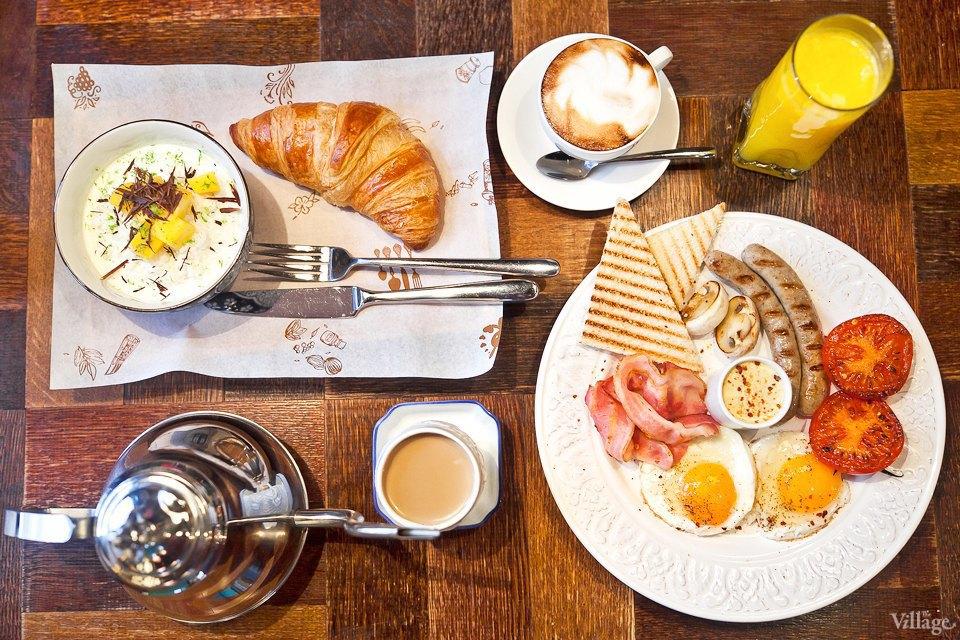 Пока ты спал: Ранние завтраки в Петербурге. Изображение № 34.