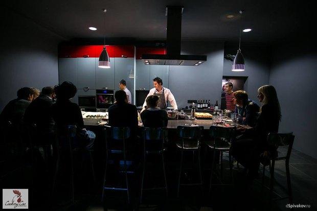 На Васильевском острове открылась кулинарная студия CookeryCoo. Изображение № 2.