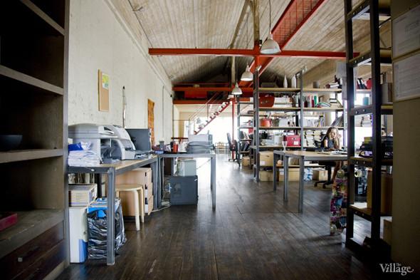 Офис недели: Production Ru и Egonomics. Изображение № 1.