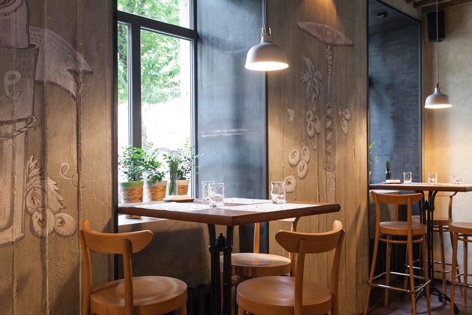 Ресторан «Можно» на Марата . Изображение № 7.