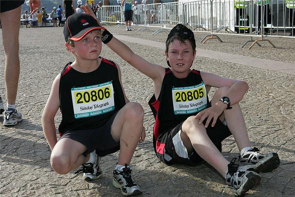 Иностранный опыт: 5 городских марафонов. Изображение № 70.
