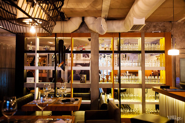 Новое место: Ресторан и бар Soholounge. Изображение № 17.