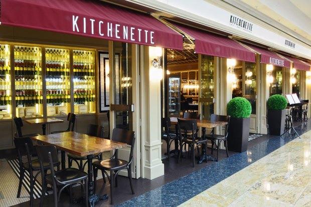 Kitchenette в Москве. Изображение № 1.
