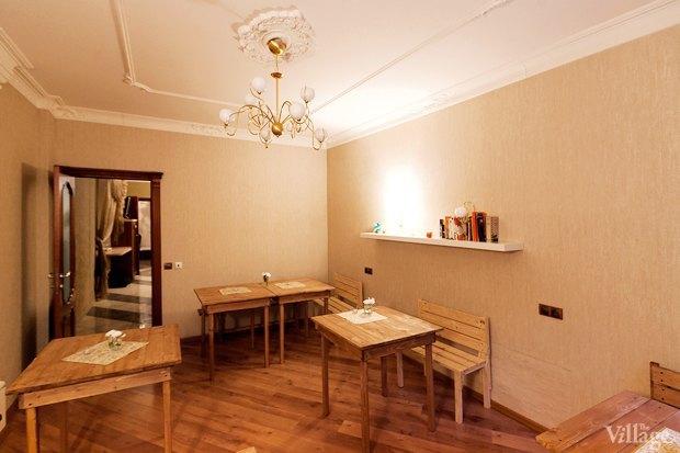 Все свои: Вегетарианское кафе в квартире на Думской. Изображение № 4.