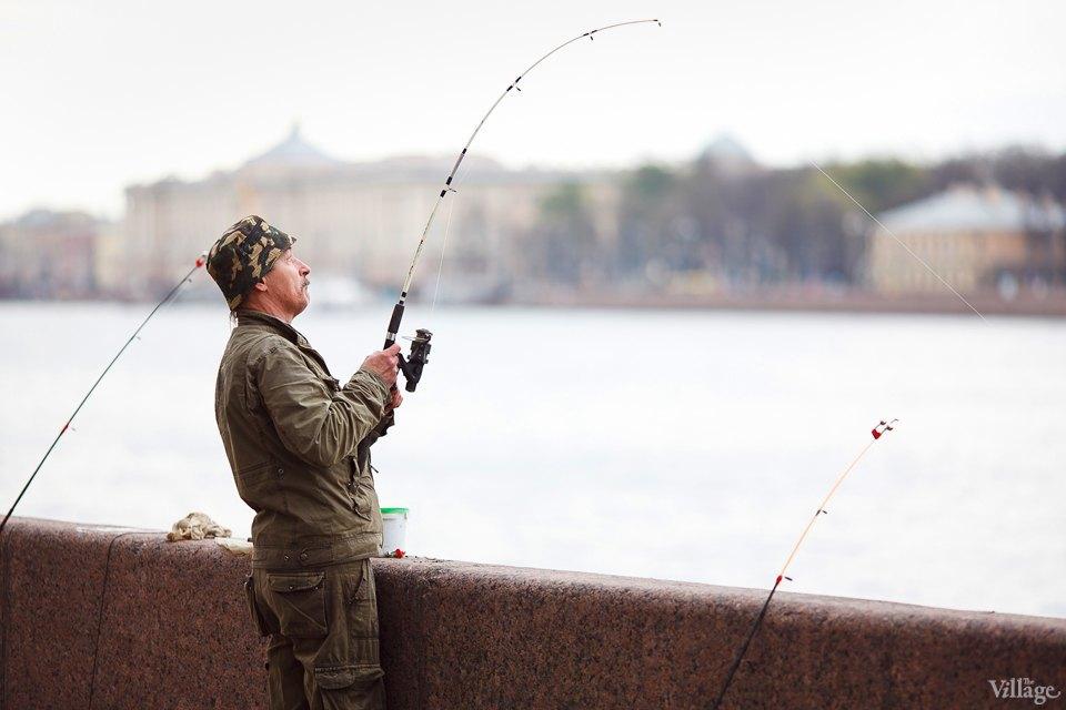 Люди в городе: Рыбаки Петербурга. Изображение № 17.
