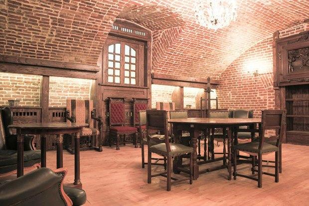 На «Красном Октябре» открыли баню. Изображение № 4.