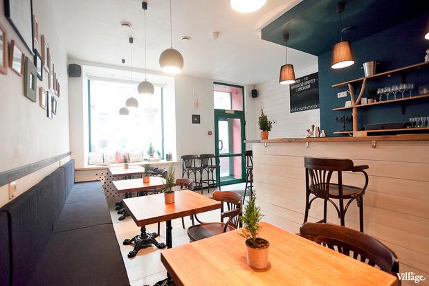Новое место (Петербург): Кафе-бар Wood. Изображение № 6.
