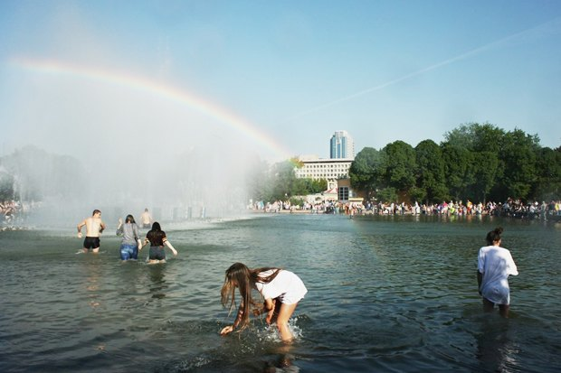 Планы налето: Московские парки. Изображение № 1.