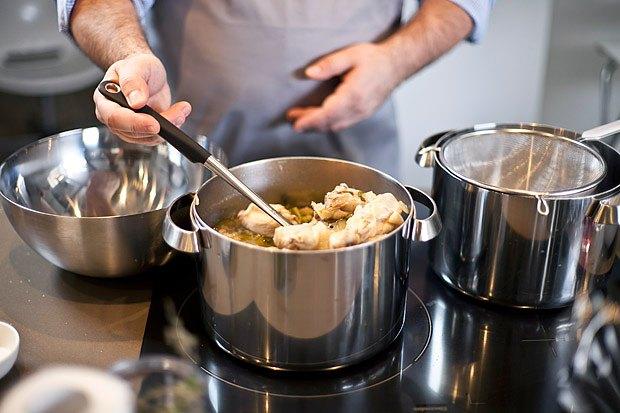 Шеф дома: Грузин и итальянец готовят по рецептам бабушек. Изображение № 37.