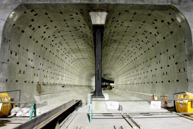 Иностранный опыт: Городские проекты под землёй. Изображение № 30.