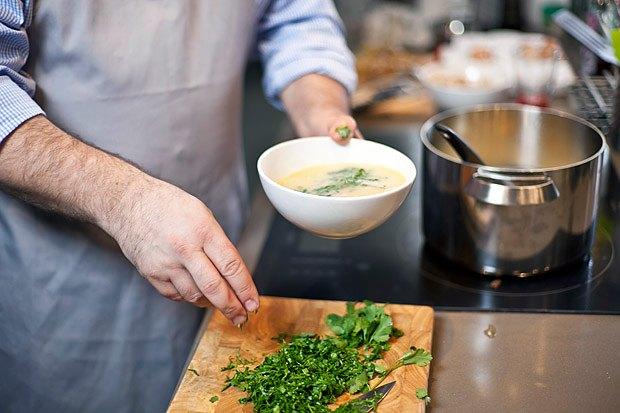 Шеф дома: Грузин и итальянец готовят по рецептам бабушек. Изображение № 50.