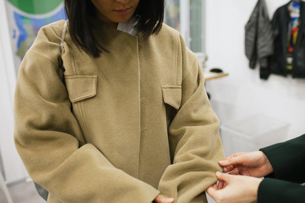 Почему на себе шить нельзя