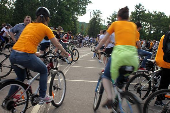Велопарад Let's bike it!: Чего не хватает велосипедистам в городе. Изображение № 18.