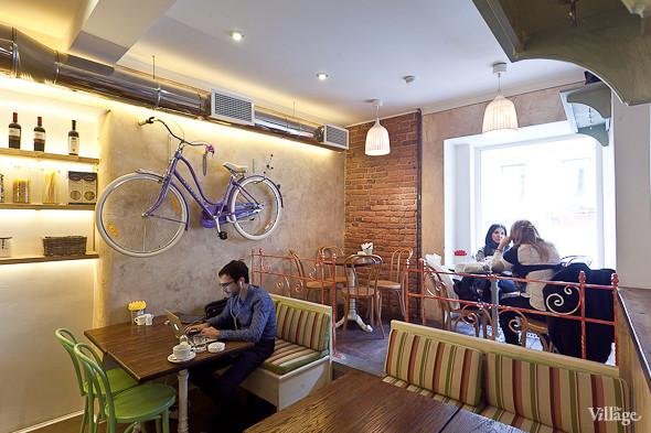 Новое место (Петербург): Caffe Centrale. Изображение № 17.