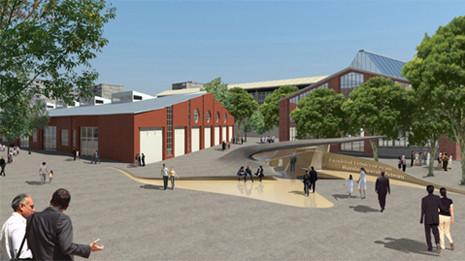 В Бахметьевском гараже осенью откроется Музей толерантности. Изображение № 10.