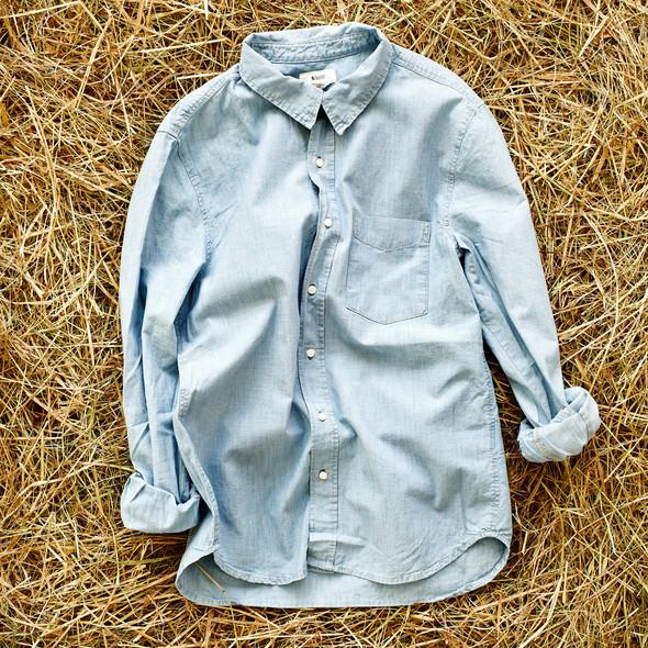 Вещи недели: 15 джинсовых рубашек. Изображение № 15.