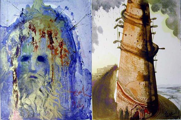 Иллюстрации Пикассо, Дали и Миро в Пушкинском музее. Изображение № 4.