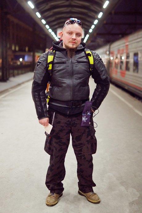 Люди в городе: Последний воскресный поезд Петербург — Москва. Изображение № 14.
