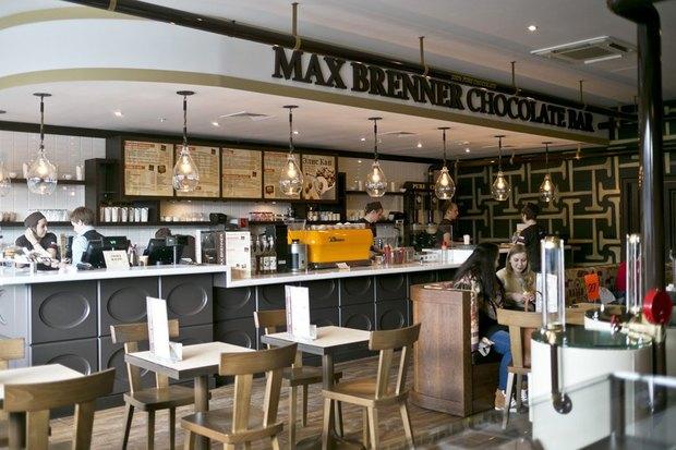 Кафе «Лебедева» в«ЗИЛе», новые«Марукамэ», шоколадный бар MaxBrenner иWhiteRabbitGastroBar. Изображение № 5.