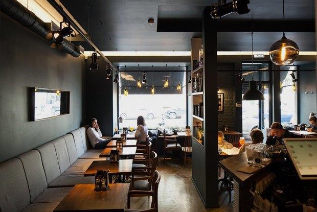 14кафе, баров иресторанов сентября. Изображение № 9.