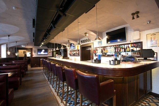 Ресторанная группа Italy открыла бельгийский паб. Изображение № 3.
