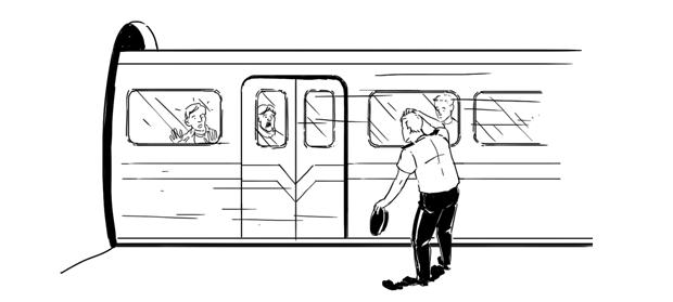 Как всё устроено: Машинист метро. Изображение № 2.