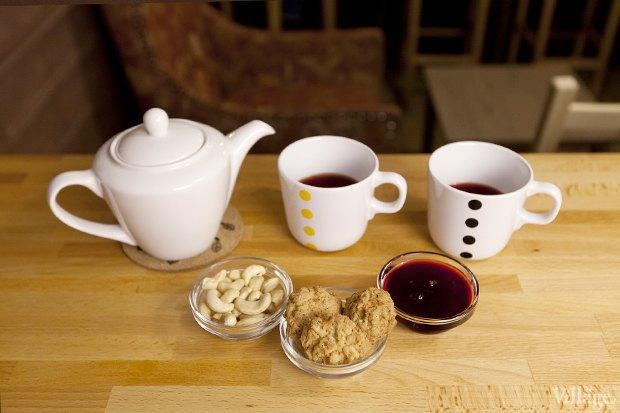 Чайный набор «Ягодный» — 200 рублей. Изображение № 10.