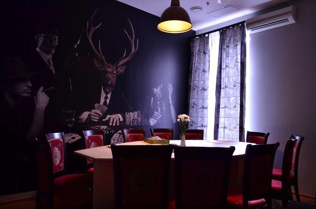 НаВасильевском острове открылось тайм-кафе «О'Лень». Изображение № 2.