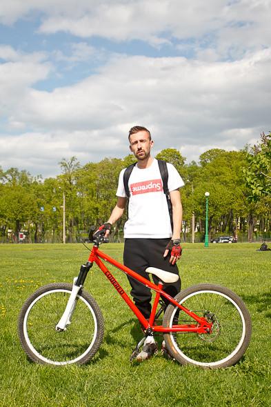 Участники пробега Let's bike it! о велодорожках. Изображение № 7.