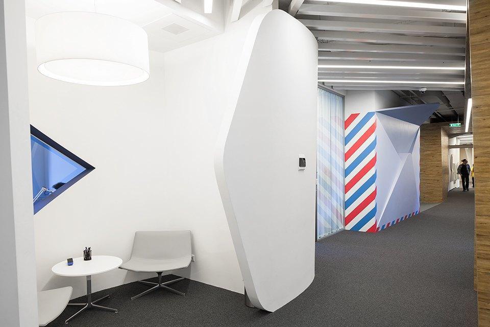 Новый этаж штаб-квартиры «Яндекса». Изображение № 12.