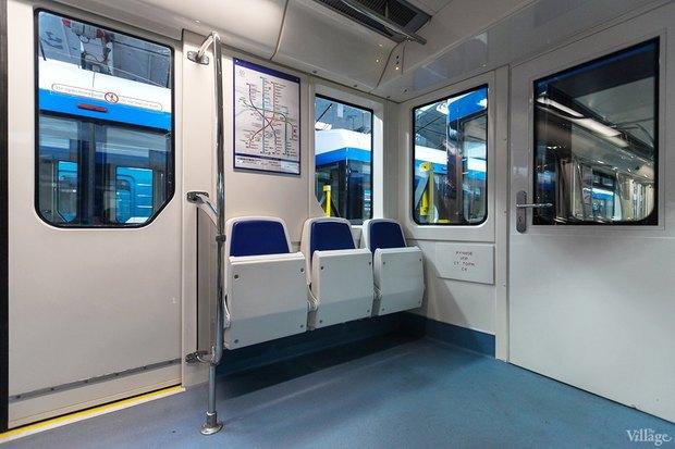 К 2018-му метро купит ещё 11 бесшумных поездов «НеВа» . Изображение № 3.