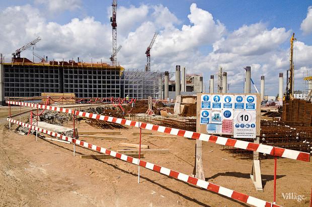 Фоторепортаж: Каким будет новый терминал Пулкова. Изображение № 4.