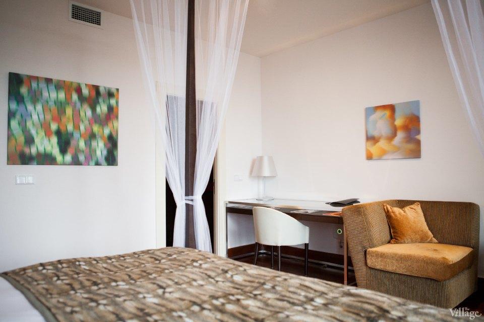 Интерьер недели (Москва): Mamaison All-Suites Spa Hotel Pokrovka. Изображение № 11.