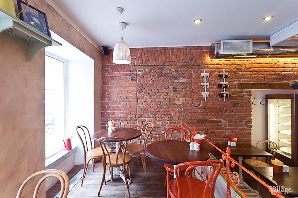 Новое место (Петербург): Caffe Centrale. Изображение № 8.