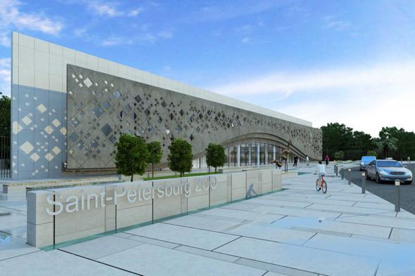 Юнтоловский зоопарк начнут строить в 2013 году. Изображение № 1.