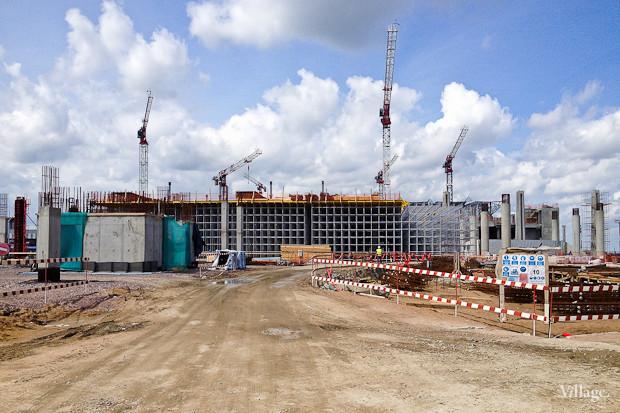 Фоторепортаж: Каким будет новый терминал Пулкова. Изображение № 2.