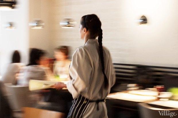 Эксперимент: Сколько проходят официанты за смену. Изображение № 5.