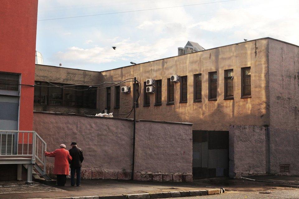 Камера наблюдения: Москва глазами Марии Плотниковой. Изображение № 9.