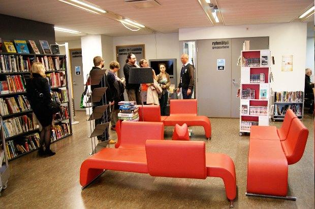 Иностранный опыт: Какбиблиотека вХельсинки стала «третьим местом». Изображение № 2.
