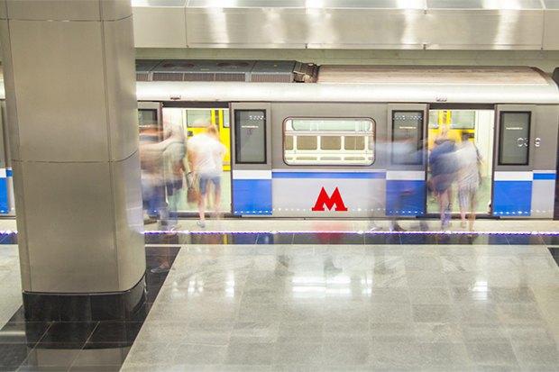 Студия Лебедева разработала логотип московского метро. Изображение № 6.
