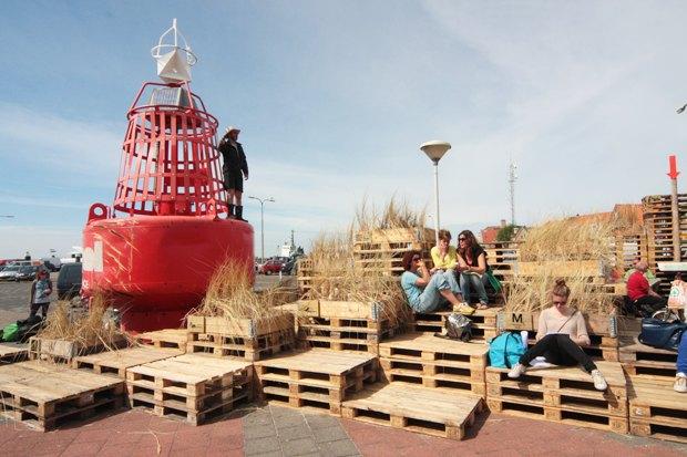 Прямая речь: Голландский архитектор — огородских объектах из мусора. Изображение № 2.