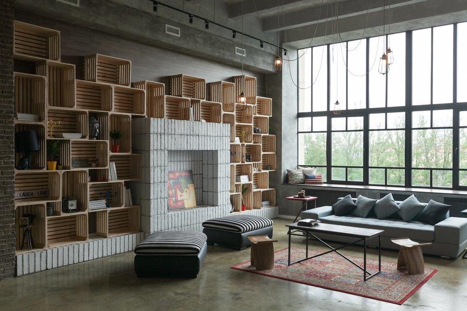 Арт-пространство Studio212 в стиле нью-йоркского лофта . Изображение № 2.