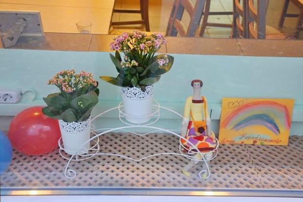 На Руставели открылось семейное кафе «Месье де Монпансье». Изображение № 3.