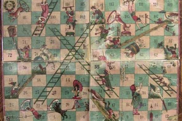В Музее смеха всё лето можно играть в советские настольные игры. Изображение № 4.