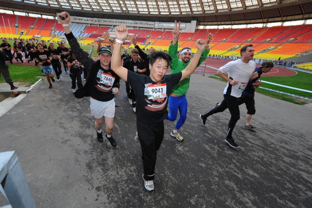 We Run Moscow 2011. Изображение № 16.